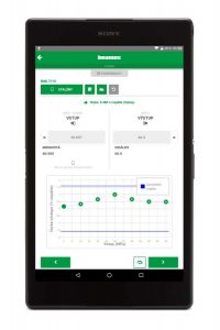 Kalibračná aplikácia Beamex bMobile