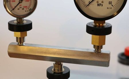 Rozbočovač pre tlakomery