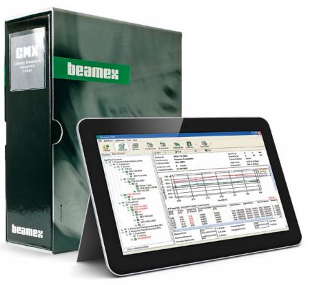 Kalibračný softvér Beamex CMX