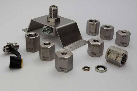 Sada kalibračných adaptérov K2101 so stojanom